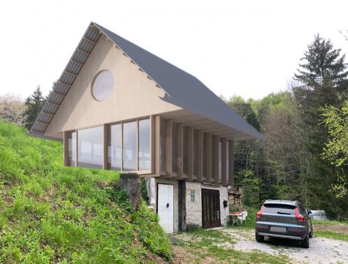 Hiša Podlog - Kulturna rezidenca Podlog pod BohorjemHiša Podlog - Cultural residency Podlog pod Bohorjem